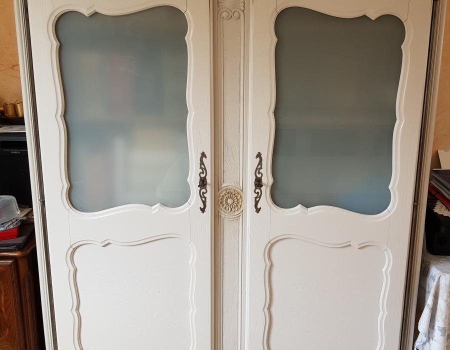 Relooking armoire Brion