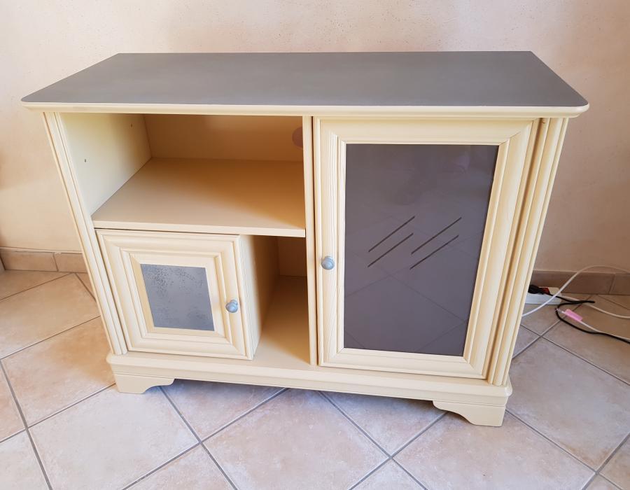 Personnalisation meuble Brion