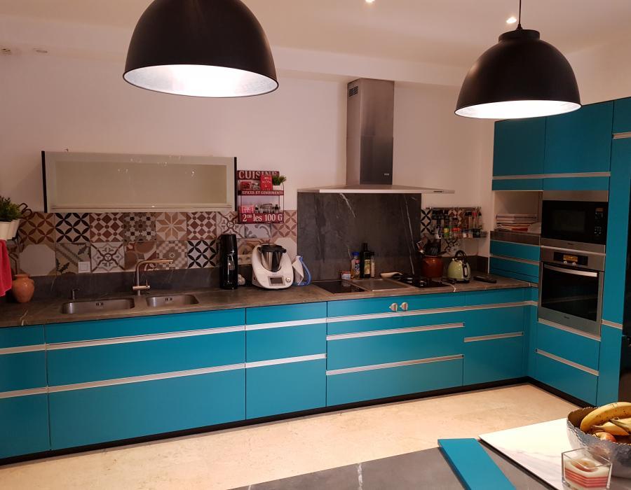 Relooking cuisine à Bourg-en-Bresse